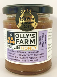 Olly's Farm Honey