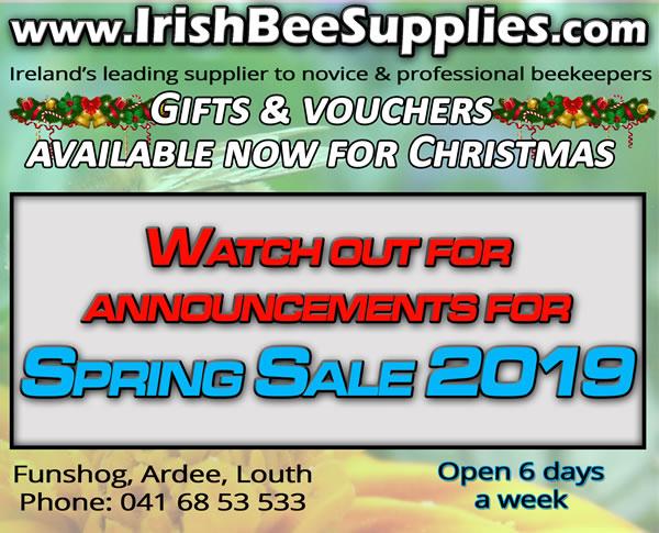 Irish Bee Supplies