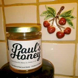 Paul's Honey - Local - Raw - Natural