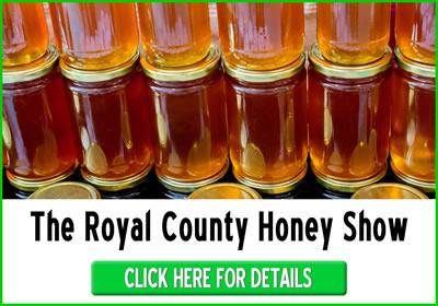 Royal County Honey Show 2019