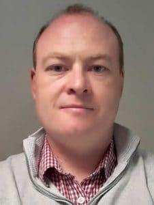 Ronan McGreevy - Director of Finance