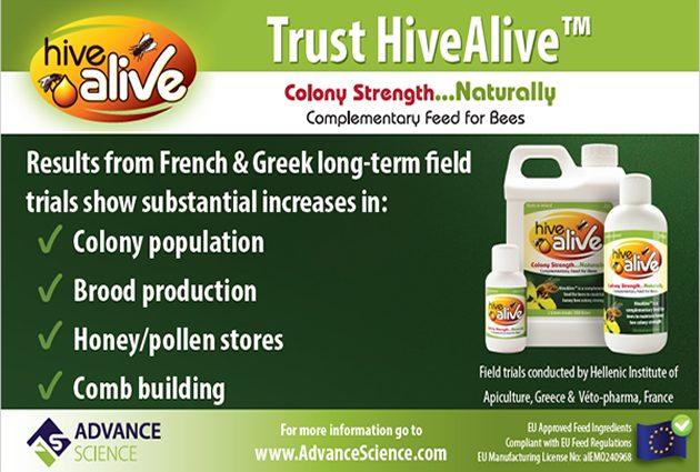 Hive Alive - Advance Science